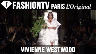 Vivienne Westwood Gold Label Spring/Summer 2015 Runway Show | Paris Fashion Week PFW | FashionTV