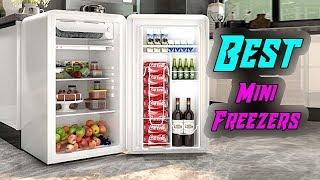 Top 5 Best Mini Freezers In 20…