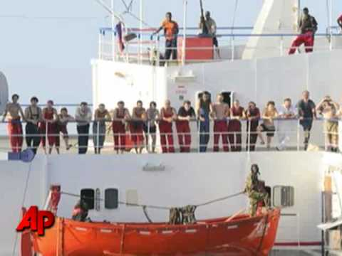 Dutch Special Forces Prepare for Somali Pirates