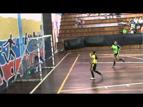 Real Caracas Sport Club Fem. 7a2 contra Tachira 16abr11