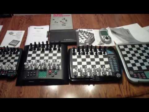 TTT292 Electronic Chess Games