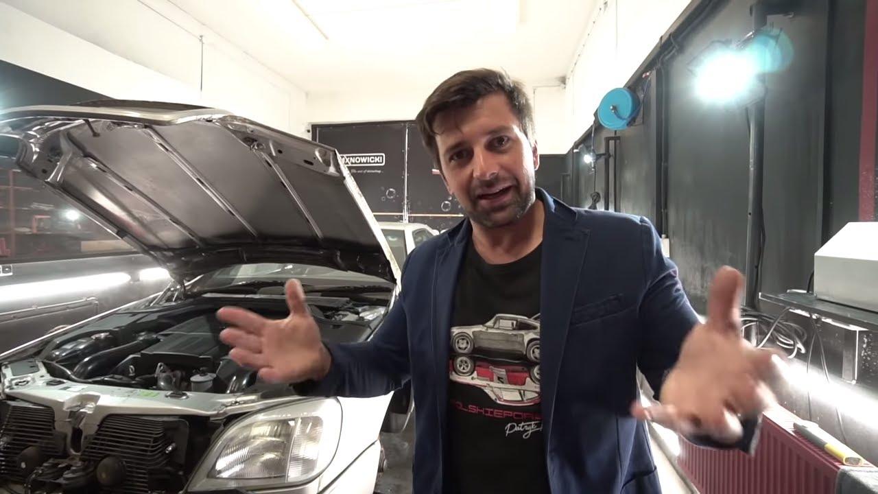 SZROT czy KOT? Cała prawda o moim nowym Mercedesie!