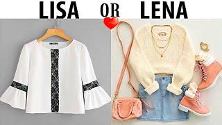LISA OR LENA 💖 #349