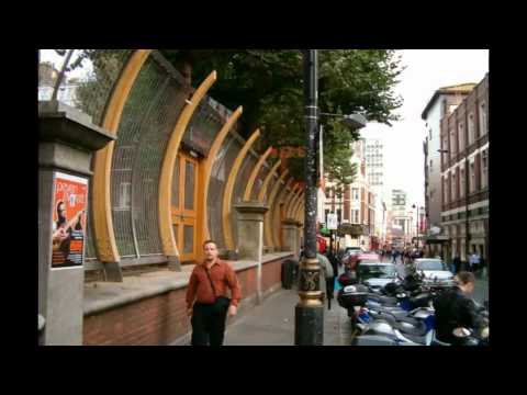 London 2003 trip