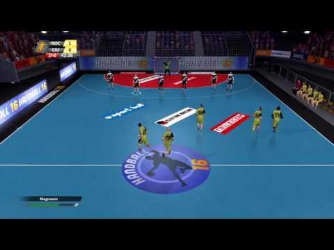 Handball 16: This game isn't good |