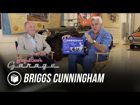 Jay's Book Club: Cunningham: The Passion, The Cars, The Legacy - Jay Leno's Garage