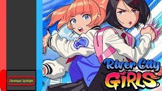 Developer Spotlight | River City Girls | WayForward | Nintendo Switch