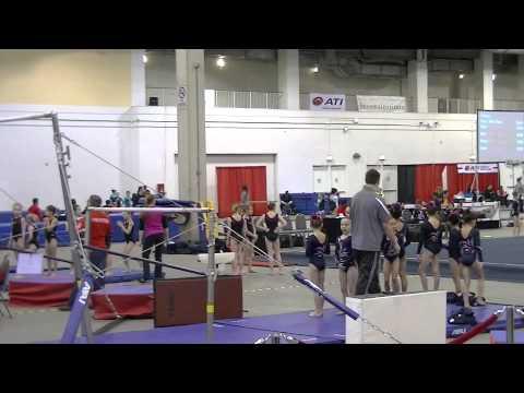 chicago style gymnastics meet 2009