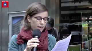 """Urteil NSU Prozess - """"Kein Schlussstrich beim NSU-VS-Komplex!""""- Demo in Münster"""