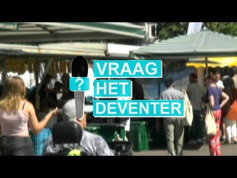 Vraag het Deventer - Wat vinden de Deventenaren van De 'Nieuwe' Donorwet? - 29 juni 2020