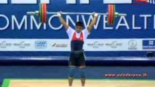 Sudesh Peiris takes first medal at Commonwealth games