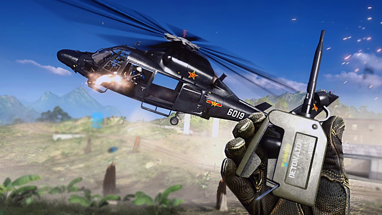Battlefield 4 Elicottero : Only in battlefield atv vs helicopter youtube