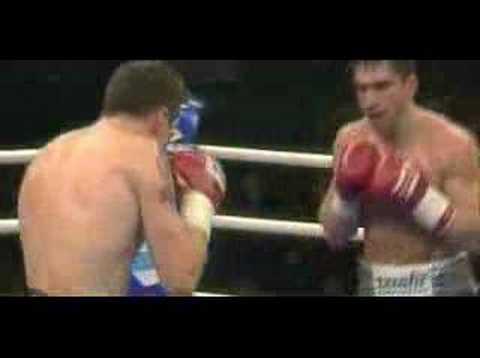 Danny Green vs Markus Beyer
