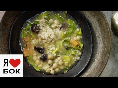суп с перловки рецепт пошагово в