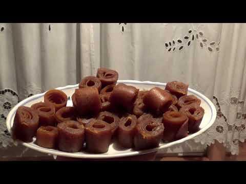 Пастила из яблок и тыквы в домашних условиях простой рецепт в сушилке