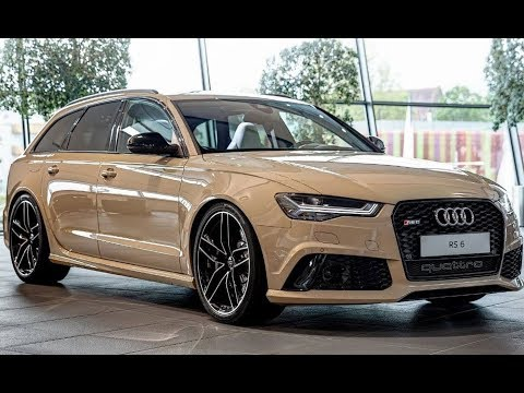 2019 AUDI A6 Avant S-line Convenience for every day