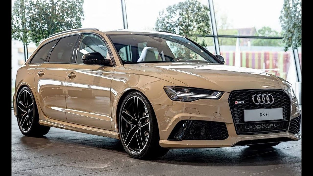 2019 audi a6 avant s line convenience for every day youtube. Black Bedroom Furniture Sets. Home Design Ideas