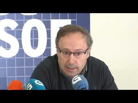 El PSOE pide el cese del alcalde de San Xoán de Río