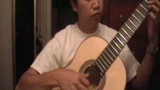 Panunumpa - Fr Jboy Gonzales SJ (Jose Valdez arrangement) Solo Classical Guitar