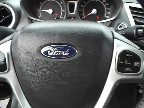 P0977 2013 Ford Fiesta Titanium HB For Sale Columbus Ohio