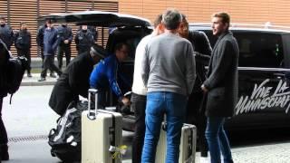 Jonathan Tah Neuling im Kader der Nationalmannschaft