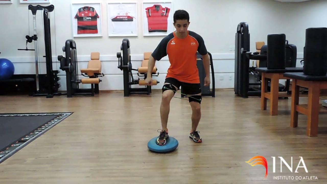 9278d5f4d5707 Corrida de Rua - INA Fisioterapia - YouTube