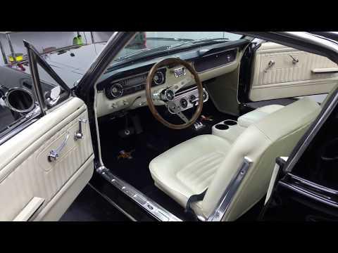 1965 Mustang -  Interior