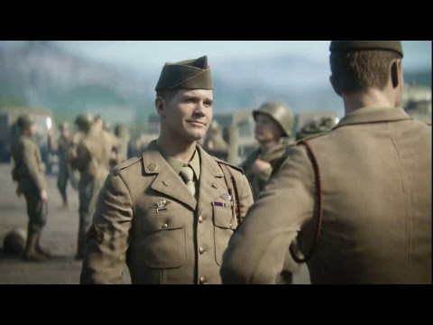 COD: WWII This is the end, The Rhine Veteran [Gameplay] 7.1 Surround