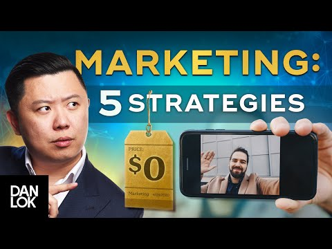 How To Market Your Business With No Money (5 Ways)