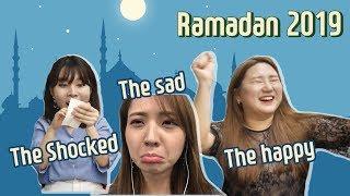 Koreans join Ramadan 2019 again!   Blimey Ramadan Challenge