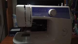видео Швейная машина Brother LS-2125