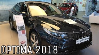 Новый Kia Optima 2018!Цены на авто август 2018.VLGavto