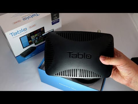 Review: Tablo Quad 4 Tuner OTA DVR For Cord Cutting