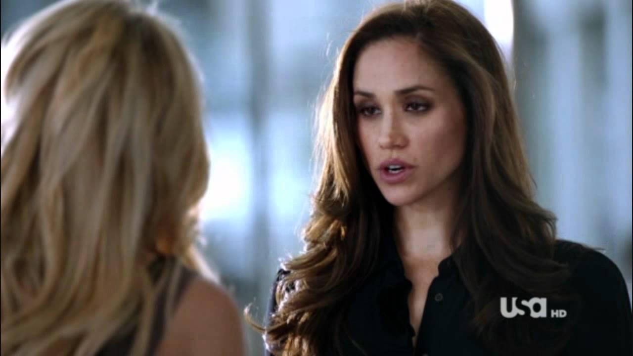 Suits Rachel dating profiel