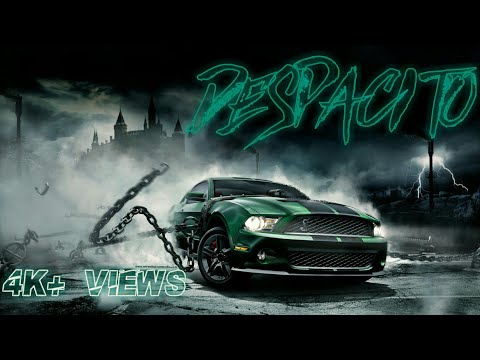 DESPACITO   REMIX   FORD MUSTANG SPECIAL