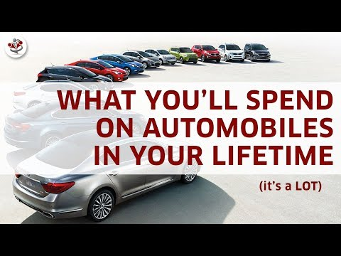 LIFETIME COST OF CAR OWNERSHIP (what is the opportunity cost & how to save and earn more)