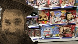 TOY HUNT!!! | Hunting The Four Horsemen | WWE Mattel Wrestling Figure Shopping Fun #41