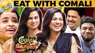 Ramya Pandian's Marana Troll Food Date with VJ NIkki - Tharamaana Seigai ! - 03-04-2020 Tamil Cinema News