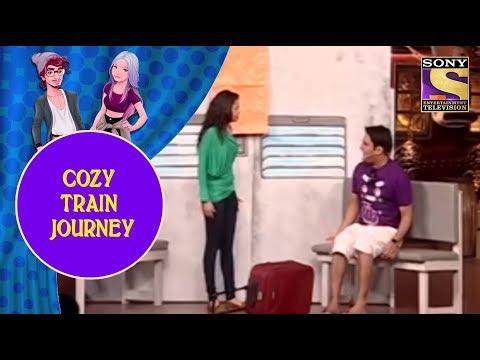 Kapil & Sumona's Cozy Train Journey - Jodi Kamaal Ki