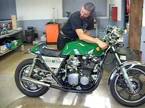 Kawette Cafe Racer Youtube Download Image 480 X 360 Kawasaki Z650