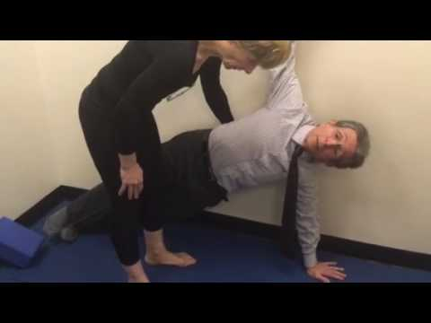 Scoliosis Revised Yoga Pose By Dr. Fishman Demonstration Side Pose