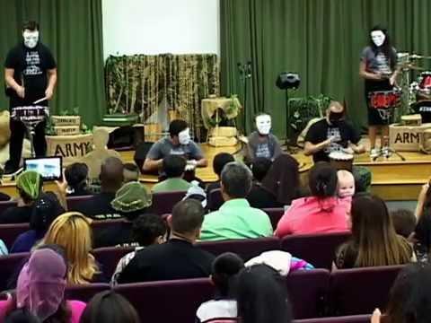 Rhythm in Ministry Las Vegas