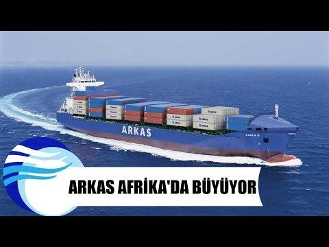 ARKAS Afrika'da büyüyor
