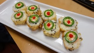 HEAT Roll - How To Make Sushi Series