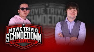 Paul Oyama Vs Brendan Meyer - Movie Trivia Schmoedown