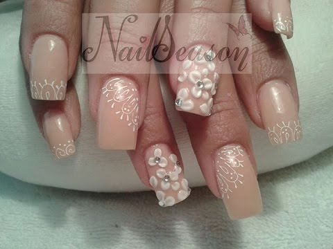 U as decoradas mas de 500 dise os nail art nailseason 2017 for Nuevos modelos de unas