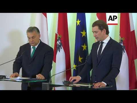Austria positioning itself as bridge between  eastern, western European nations