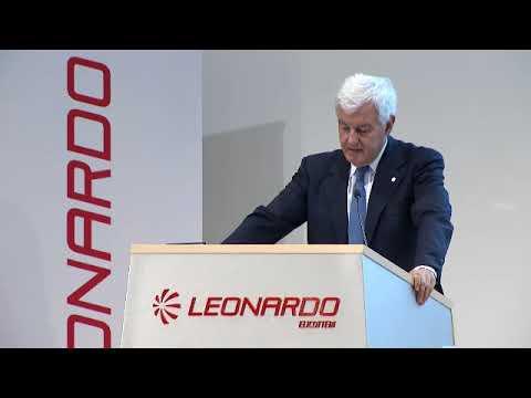 Leonardo Industrial Plan Presentation