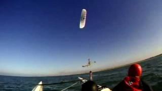 Airplay Kite Sailing with SilverArrow2