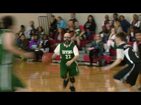 Special Olympics Basketball Tournament 2017